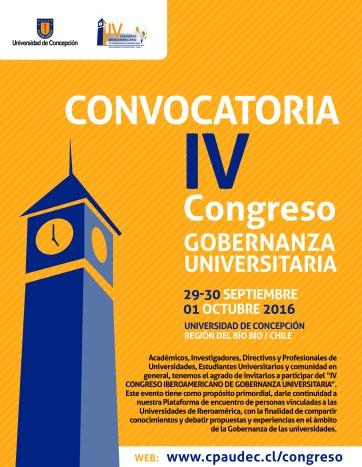 Convocatoria IV Congreso