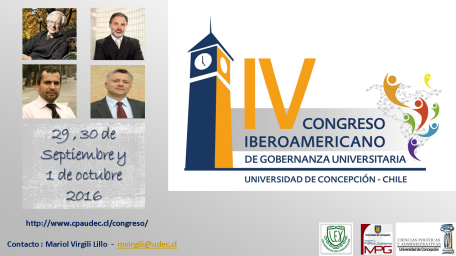 Difusion Convocatoria IV Congreso